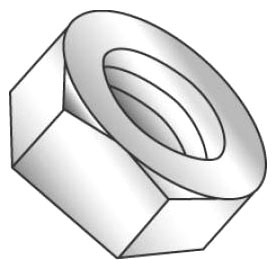 41140J CULLY 1/2-13 HEX NUT SIL BRONZE 08593708070