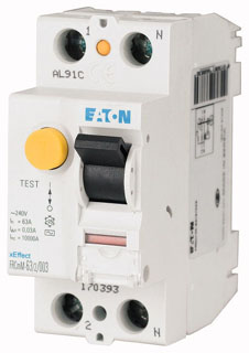 167693 CH RESIDUAL CURRENT OPERATED CIRCUIT BREAKERS