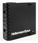 FEWM6 HT WALL MOUNT FIBER ENCLOSURE - UNLOADED, ACCEPTS 1 ADAPTER