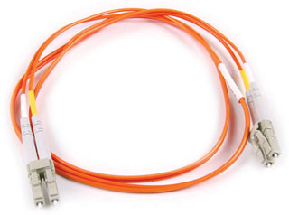 VFA2LCLCOM1 TYTON LC-LC DUPLEX OM1 MM, 2 METER FIBER ASSEMBLY MULTIMODE 62.5 MICRON 62.5UM CORD JUMPER PATCH CORD
