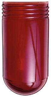 GL200R RAB GLOBE 200W RED 01981395208