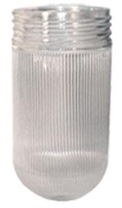 GL100PRIS RAB GLOBE PRISMATIC GLASS 01981395106