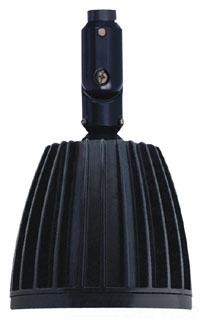 GNLED13NB RAB GOOSENECK 13W LED NEUTRAL HEAD ONLY BLACK 01981302895
