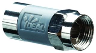 85-068 IDL RG6 F TOOL-LESS CMPRCON GRY 10