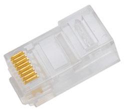 AC3450-50 P&S CAT5E EZ-RJ45 50 PACK 80442800899 (QTY 1 = 50PK)