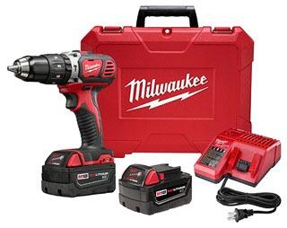 2607-22 MILWAUKE 1/2 HMR DRILL/DRVR 04524231348