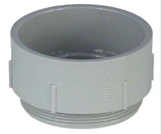 E943M (5140111) 3-1/2 TERM ADAPTER PVC
