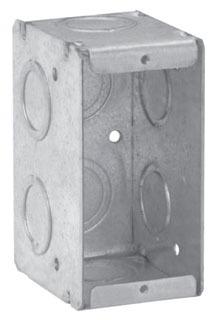TP682 C-HINDS 1G MASONRY BOX 2-1/2