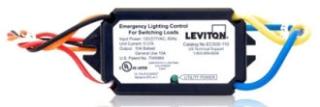 ECS00-110 LEVITON EMERG FIXT CTRL-SWT-10A