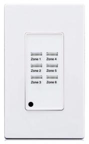 ZMDSW-06W LEV DIGITAL 1 - 6 ZONE SW STATION