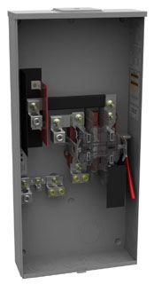 U4433-X MILBANK 320A 4T RL SWY STUD LVR 78457226860