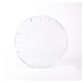 6116 MIL CLEAR PLASTIC CLOSING PLATE
