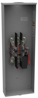 U1079-R MIL 320A 4T RL STUD HD LVR OVERHEAD USE