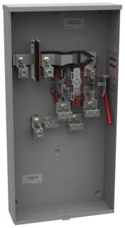 U3000-O-K3L-K2L MILBANK 320A 4T RL SWY HD LVR UG 78457230197