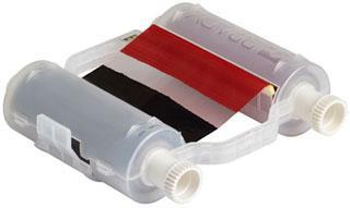 B30-R10000-KR-8 BRADY B30 CART RBN BLK/RED PANEL 8 X 4.33 FIT 75447394025