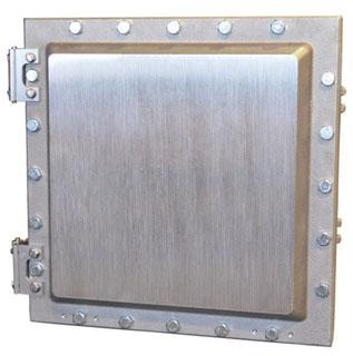 ECP040604 CROUSE HINDS EXPLOSION PROOF ENCLOSURE 4W X 6L X 4D