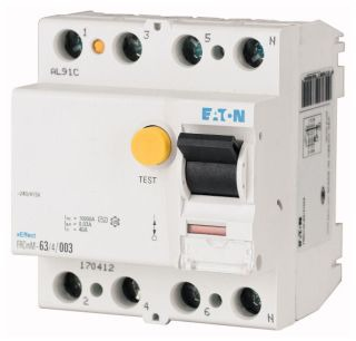 167102 CH RESIDUAL CURRENT OPERATED CIRCUIT BREAKERS