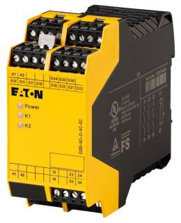 ESR5-NO-31-AC-DC CH SAFETY RELAY DUAL-CHANNEL 24 - 230VAC, 230VDC