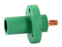 E1015-1602 C-H CONN MALE RECEP 8-4AWG RED
