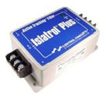 IC+202 CCC ISLATROL ACTIVE TRACKING FILTER 240VAC 1PH 2.5AMP .6KVA 50/60HZ BI-DIRECTIONAL EMI&RFI NOISE REJECTION W/BARRIER STRIP AT INPUT/OUTPUT 63391407140