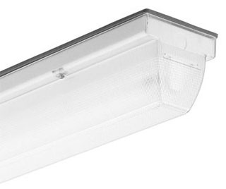 VSLC117MVOLTGEB10IS LITHONIA 1 LAMP F17T8 SURFACE FIXTURE