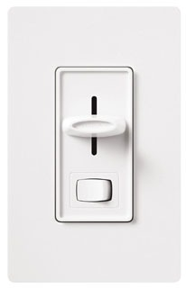 S10PWH LUT WHITE 1000W INCAND DIMMER