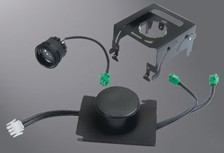 MV4MR IRIS LAMP MODULE, MR16 LOW VOLT