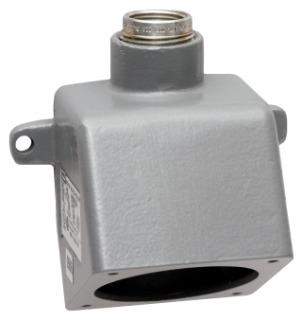 MB601W HUB ANGLE BACK BOX W/1