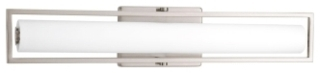 P2782-0930K9 PROGRESS 1-15W LED LINEAR VANITY 78524720133