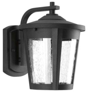 P6078-2030K9 PROGRESS P6078-2030K9 1-9W LED WALL LANTERN