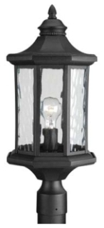 P6429-31 PROGRESS 1-100W MED POST LANTERN 78524718561