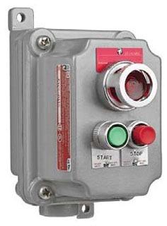 FXCS-1A15 KILLARK BOX CVR 2PB 1PL 1/2