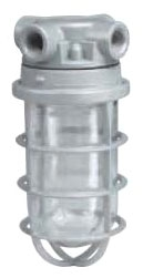 VUXGG-2-100PX KILLARK CEILING FIXTURE CONSISTING OF ONE EACH OF THE FOLLOWING: VGX-2, VCG-100, VFC100, VAG100