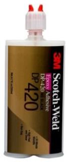 DP420-BLACK-1.25OZ 3M SCOTCH-WELD EPOXY ADHESIVE DP420 BLACK 1.25 FL OZ