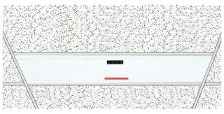 LG125T DUALLITE SGL-PHASE INVERT 125VA RECESSED TGRID