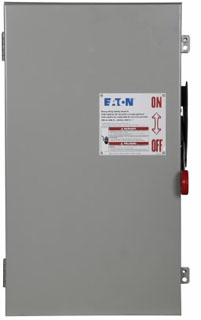 DH364FRK CH SAFETY SWITCH FUSIBLE 3P 200 AMP 600V NEMA 3R
