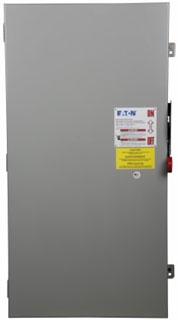 DH365FGK CH 3P-400A-600V SW FUSED 400A/3P/3W/480V/F/N-1/HD DISCONNECT