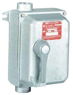 DEDS-100A KILLARK CLII 100ANON-FUSEW/SW DISC(DE) 78393611647