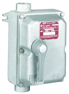 XEDS60A KIL 60A XP SAFETY SWITCH ON-OFF
