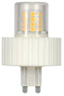 S9228 SATCO LED 5.0W G9 360L 3000K DIM