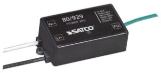 80/929 SATCO 100-277V SURGE PROTECTOR 04592380929
