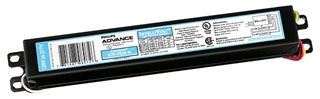 ICN2S28N35I ADVANCE ELE BALLAST (2) F28T5 120-277V 78108708072