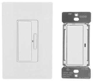 RFAS01DW CWD ASPIRERF ADD-A-SWITCH W/RF9501, DECO W