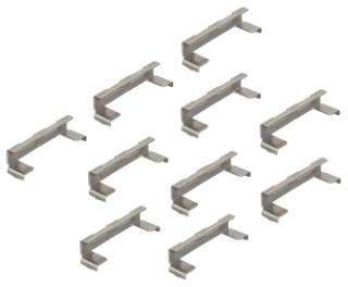 BRLW CH HANDLE LOCK FOR 1, 2, & 3P CIRCUIT BREAKERS PADLOCKABLE