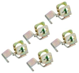 BRLW2 CH HANDLE LOCK FOR 2 & 3P CIRCUIT BREAKERS PADLOCKABLE