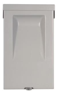 DPU222R CH A/C DISCONNECT SWITCH NON-FUSE 2P 60 AMP 120/240V NEMA 3R