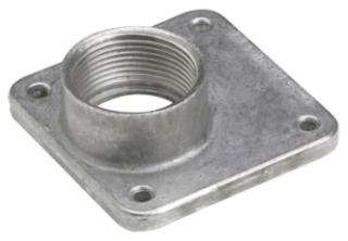 ARP00004CH12 CH 1-1/4 IN HUB CLOSURE PLATE METER SOCKET ACCESSORY