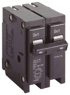 CL240 CH CLASSIFIED REPLACEMENT BREAKER 2P 40 AMP 120/240V