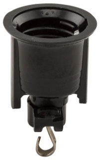 732-1-BU CWD WP LAMPHOLDER FOR SIGN /SCORE BD.W/O HOOK