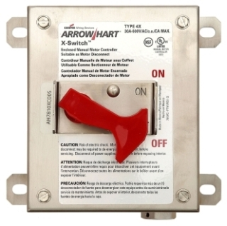 AH7810XC00S CWD 4X SWITCH,NO IN,NO OUT,SS DRAIN